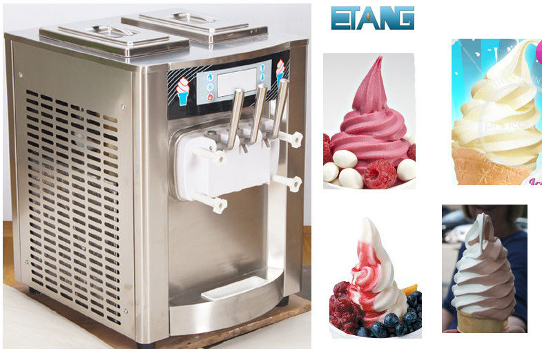 Big Capacity Mini Ice Cream Machine Automatic for Commercial