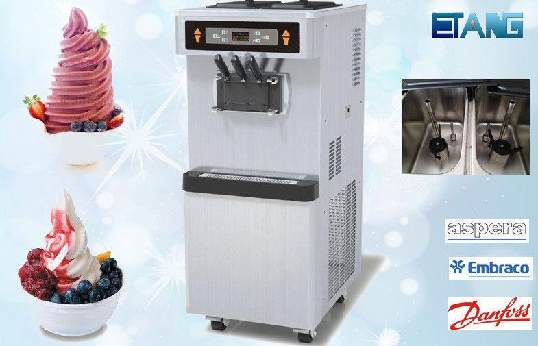 Automatic Commercial Ice Cream Maker , High Output for KFC Use