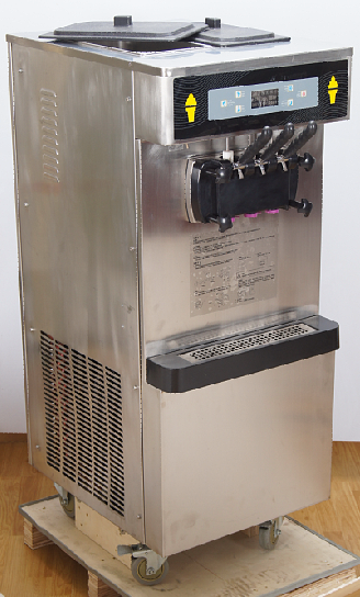 Taylor Gravity Feed Soft Serve Freezer , Seperate Main Refrigeration System