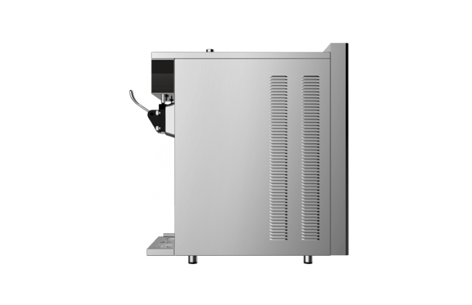Single Flavor Frozen Yogurt Machines With Frequency Converter / Air Pump , R404A